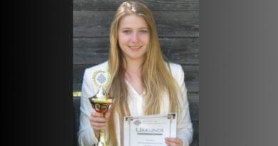 Nadja Berger Bayerische Meisterin im Schach