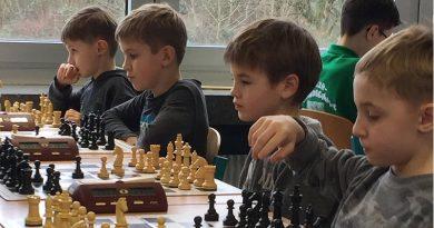 Schweinheimer Schachjugend sehr erfolgreich bei den Ufr. Schulschach-Meisterschaften