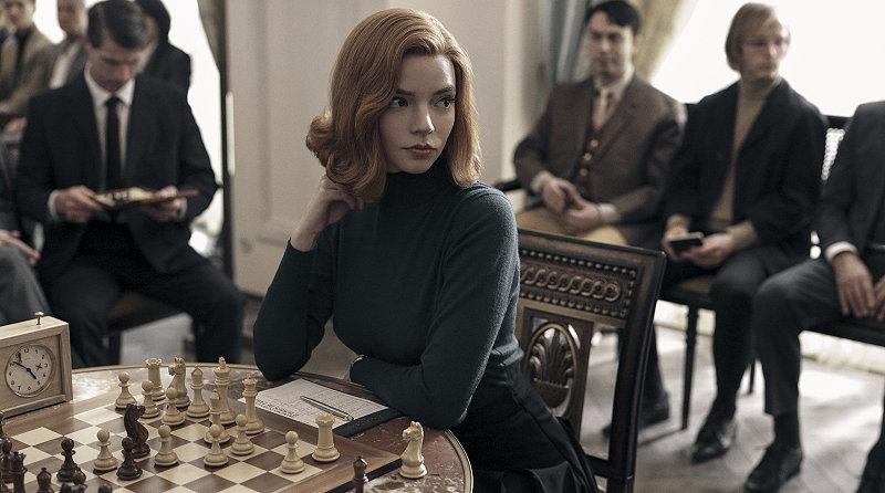 So spannend kann Schach sein – Das Damengambit auf Netflix
