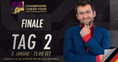 $1.5M Champions Chess Tour   Finale Tag 2